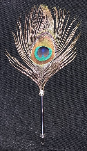 Peacock Quill