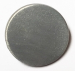 Pewter	Flat	Large - 25mm