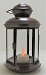 Small Glass Lantern