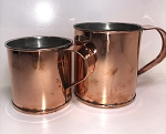 Large Copper Mug