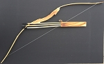 Small Bow & Arrows