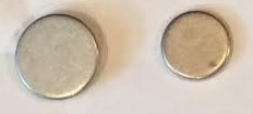 Pewter	Flat	Medium - 18mm