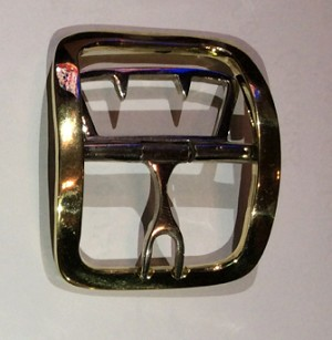 Square Shoe Buckle